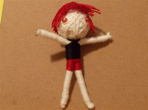 doll how to make make your own string doll 183 how to make a figurine dolls
