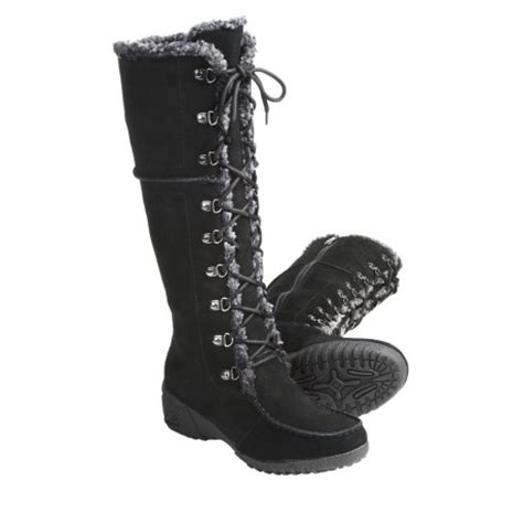 8 Cutest Boots For by Comfy Boots Review Of Khombu Saturn Lace Winter