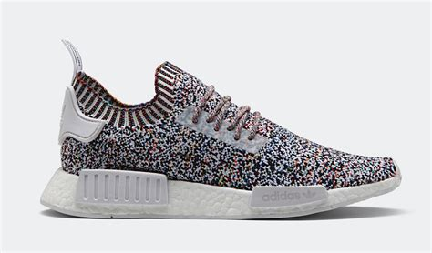 Adidas Nmd Tv Fuzz this upcoming adidas nmd r1 pk is inspired by television static freshness mag