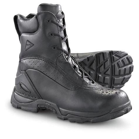 duty boots s thorogood 174 vibram 174 8 quot duty boots black 143997