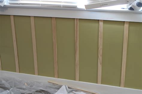 Board And Batten Wainscoting Ideas by Ideas Add Interest To Any Room With Beautiful Wainscoting