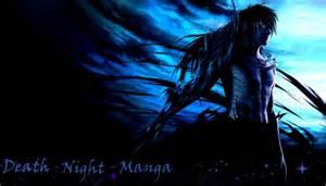 dragon humain death night manga