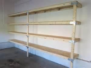 workshop shelving systems garage storage zachevans