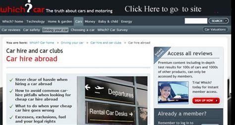 Liability Insurance: Rental Car Liability Insurance Abroad