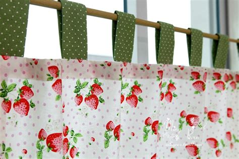 strawberry kitchen curtains strawberry curtains promotion online shopping for