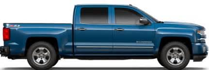 Chevrolet Trucks 2017 Chevrolet Silverado 1500 Truck Chevrolet