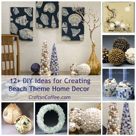 top 21 beach home decor exles mostbeautifulthings 17 best images about summer craft ideas on pinterest