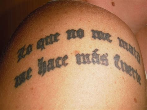 tattoo quotes about life in spanish spanish tattoo quotes quotesgram