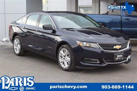 ls impala new 2016 chevrolet impala ls stock 36468 velvet fwd new