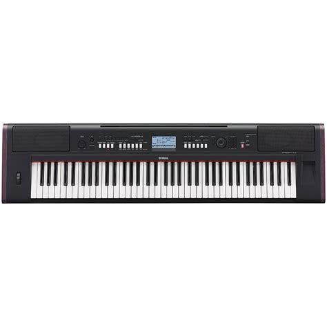 Keyboard Yamaha Piaggero Np V80 Yamaha Piaggero Np V80 171 Keyboard
