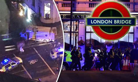 borough market attack london bridge attack is london bridge station open