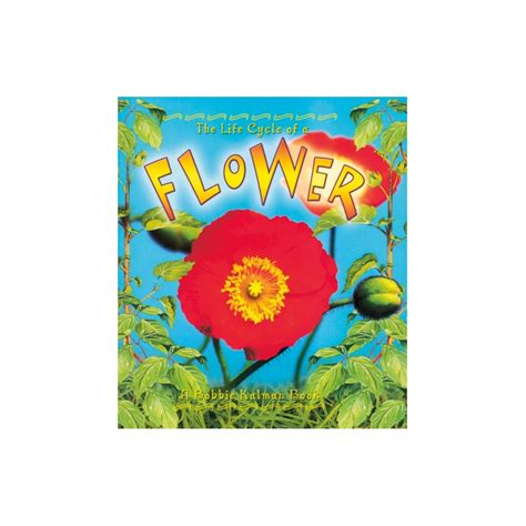 flower picture book the cycle of a flower book flower cycle book