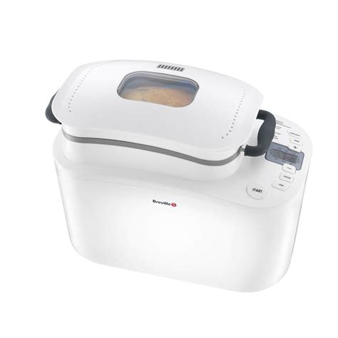 Bakery Maker Indicator Conotec breville paddle vbm015 breadmaker review housekeeping institute