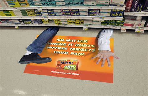 Floor Graphics by Floor Graphics In Store Advertising That Works Pip