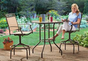 High Patio Table Set Patio High Top Patio Table Set Home Interior Design
