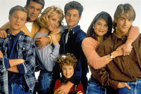 Growing Pains by Leonardo Dicaprio Growing Pains Cast Pay Tribute To