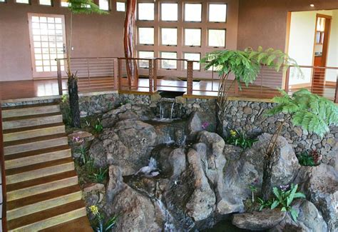 waterfall house interior waterfall house hunton conrad associates