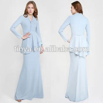 Kebaya Modern Quality by High Quality Modern Kebaya Baju Slanting With Belt Design