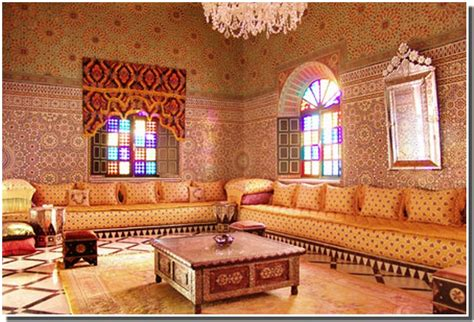 nassima home salon marocain traditionnel