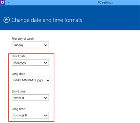 change given date format php how do i change time format in windows 10 windows update