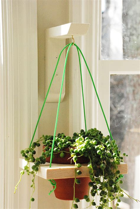 12 ways to make your own hanging planters garden pics