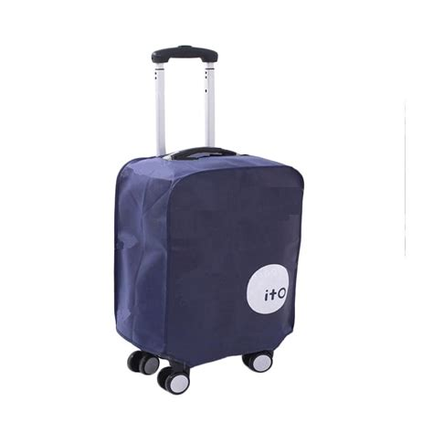 Cover Pelindung Koper Jual Ito Luggage Cover Pelindung Koper 26 Inch Harga Kualitas Terjamin Blibli