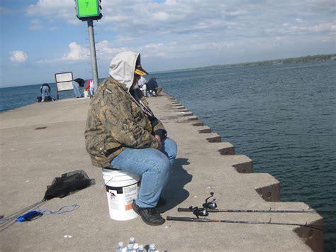 pa fish and boat fines lake erie fishing blog bay perch season nearing the end