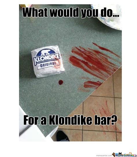 Klondike Bar Meme - dose klondike bars by lepenguin meme center