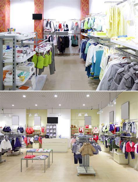 desain layout toko baju desain interior baby shop toko perlengkapan bayi