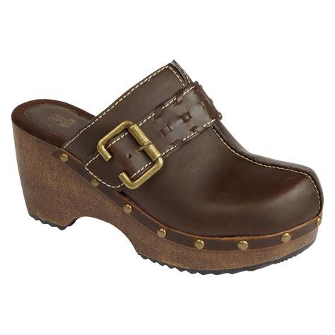 route 66 s santon clog brown shoes s