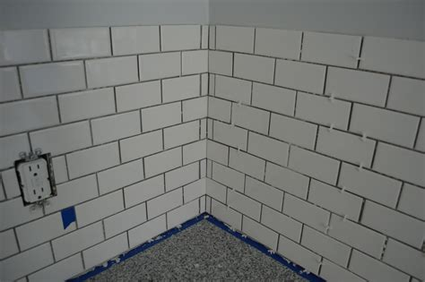 how to grout backsplash everything you needed to about tiling your back splash part 2 loving here