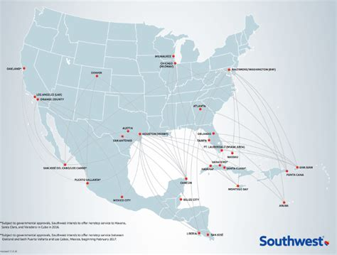 southwest flight tracker map southwest airlines destinations in mexico lifehacked1st