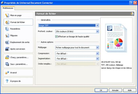 le format djvu convertir un document djvu en un fichier tiff universal