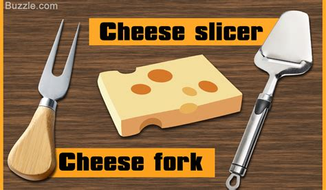 Which Cheese Knife To Use - an overview of the different cheese knives and how to use them