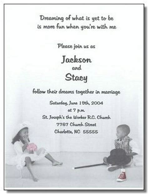 american wedding invitation wording 29 best wedding invites images on invitation