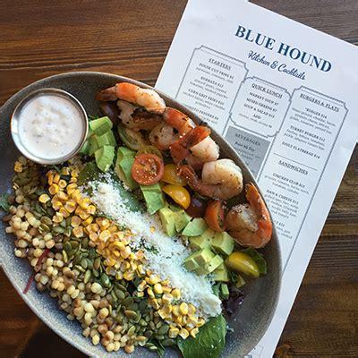 Blue Hound Kitchen by Blue Hound Kitchen Reveals New Lunch Menu