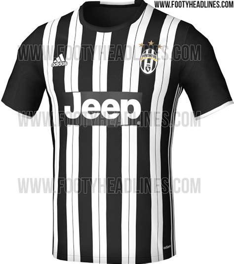 Jersey Juventus Home 201617 juventus home jersey for 2016 17 season leaked photo world soccer talk