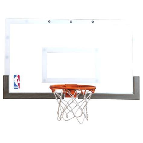Basketball Hoop For Door by Spalding Nba Breakaway 180 The Door Basketball Hoop