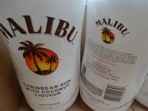 malibu bottle cost malibu original coconut rum