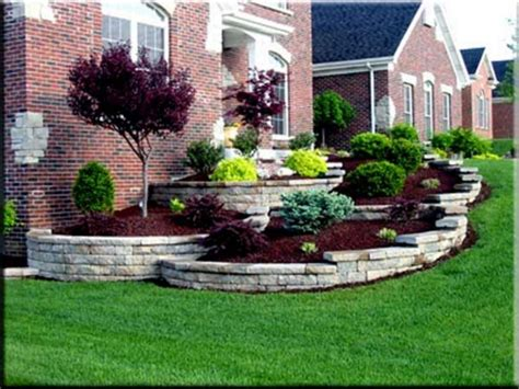 flower bed designs for front of house flower beds in front of house ideas 6719 decorathing