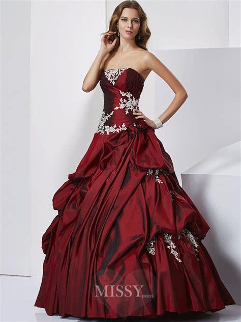 ball gown sweetheart floor length taffeta evening prom ball gown sweetheart sleeveless floor length taffeta prom