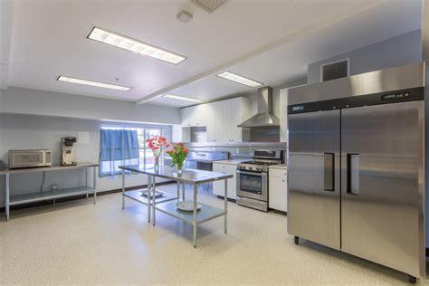 Peninsula Commercial Kitchen big event studio in south bay peninsula