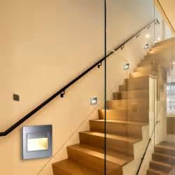 Led Stair Tread Lights by Led Step Lights Motion Sensor Stair Light 1 5w Nightlights