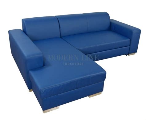 sectional sofa blue 20 collection of blue leather sectional sofas sofa ideas