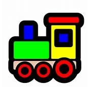 Gallery For &gt Toy Train Clip Art