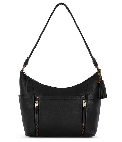 Cocolyn Keira Backpack Black the sak collective keira hobo bag dillards