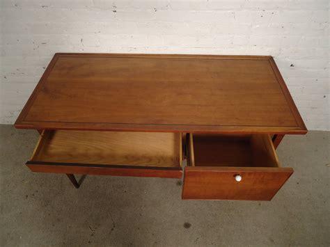 mid century modern desk for sale drexel mid century modern desk for sale at 1stdibs