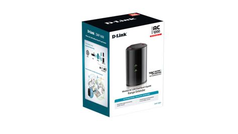 wireless ac dual band gigabit range extender dap   link