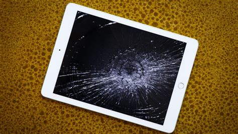 cracked ipad screen    heres   fix  cnet