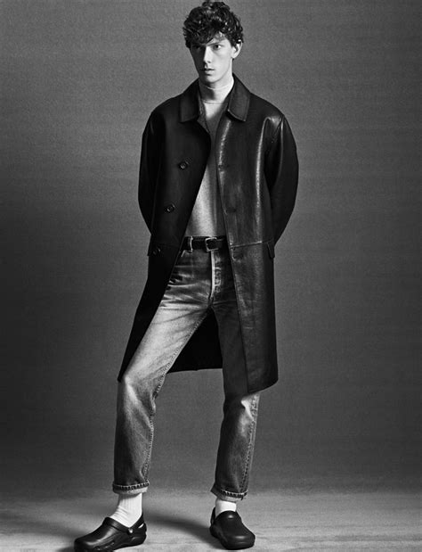 Lachlan Bailey for i-D Magazine Fall 2014